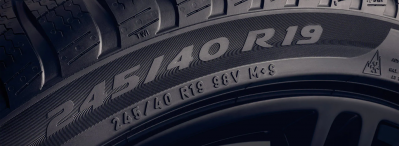Reading Your Tires Sidewall